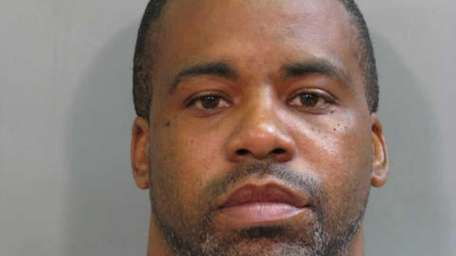 Nathan Barnwell, 45, of Baldwin, was arrested on