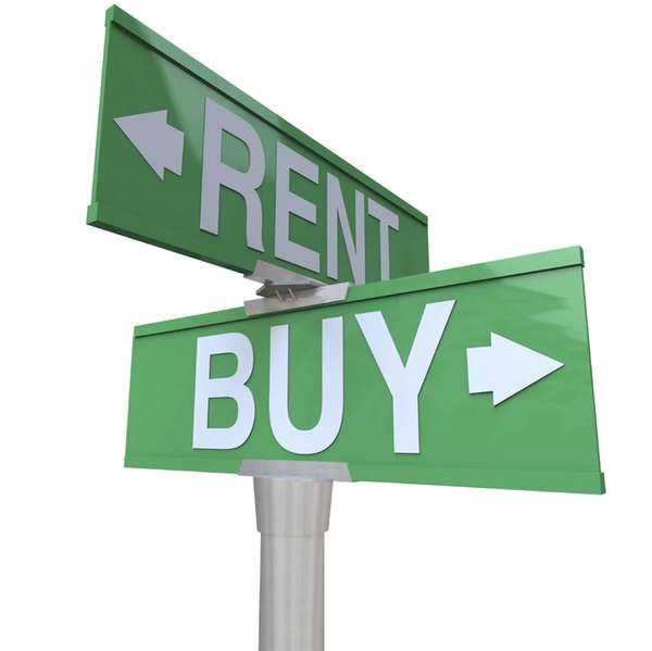 Rent or buy? Weigh all the pros and