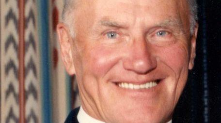 Sebastian A. Albrecht, whose decades-long business career included