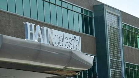Lake Success-based Hain Celestial Group Inc. is pictured