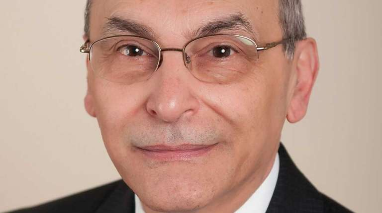 Peter F. Crescenti of Huntington has been promoted