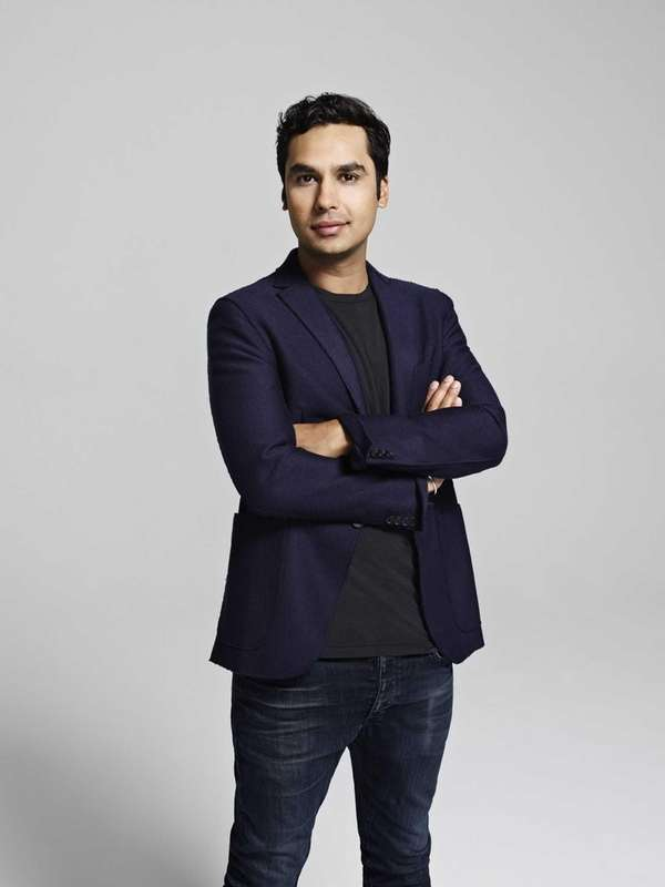 Actor Kunal Nayyar (