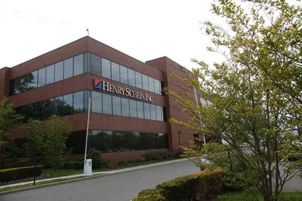 Henry Schein Inc. is being sued by former
