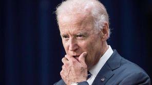Vice President Joe Biden speaks in Washington, D.C.,