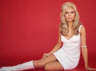 Nancy Sinatra wore these kicks designed by Beth