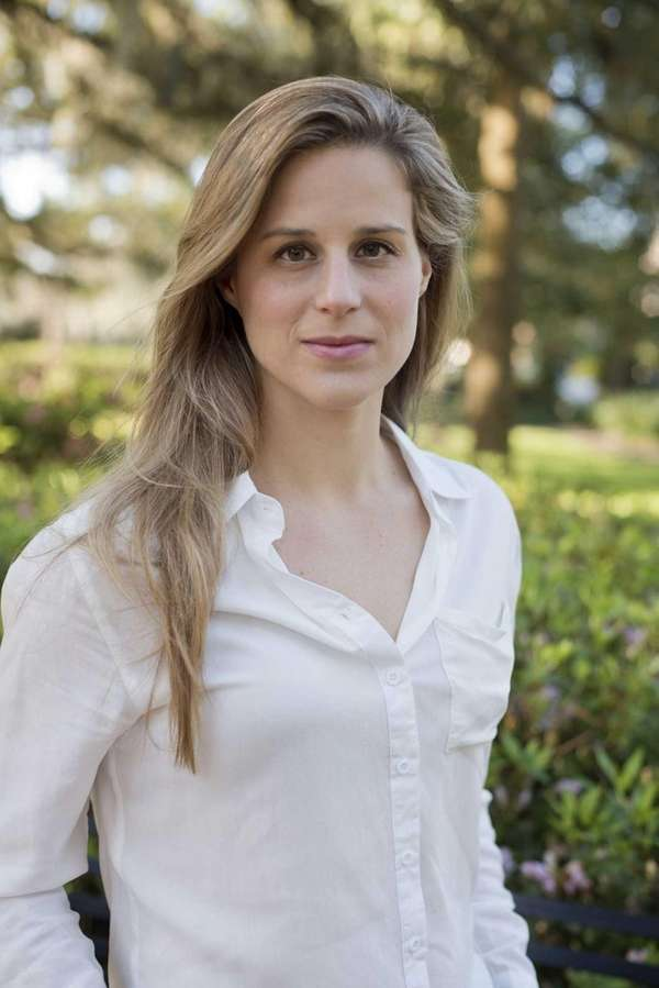 Lauren Groff, author of