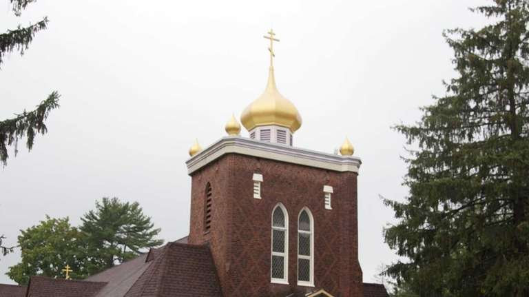 Resurrection Byzantine Catholic Church in Smithtown on Sept.