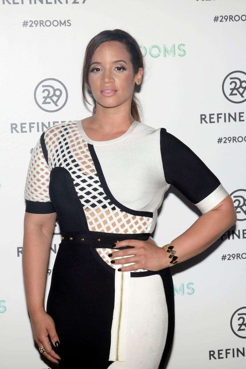 OITNB actress Dascha Polanco attends the Opening Night