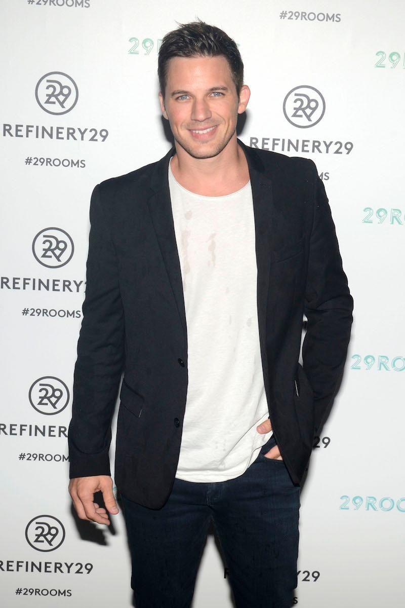 Actor Matt Lanter attends the Opening Night of