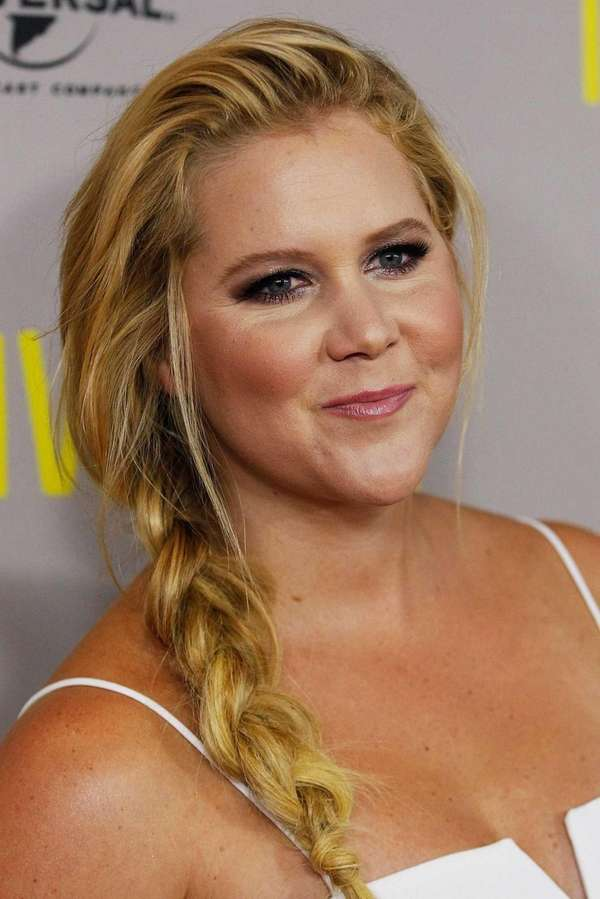 Amy Schumer arrives at the