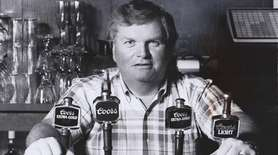 Allen T. Smith, owner of McCluskey's Steak House