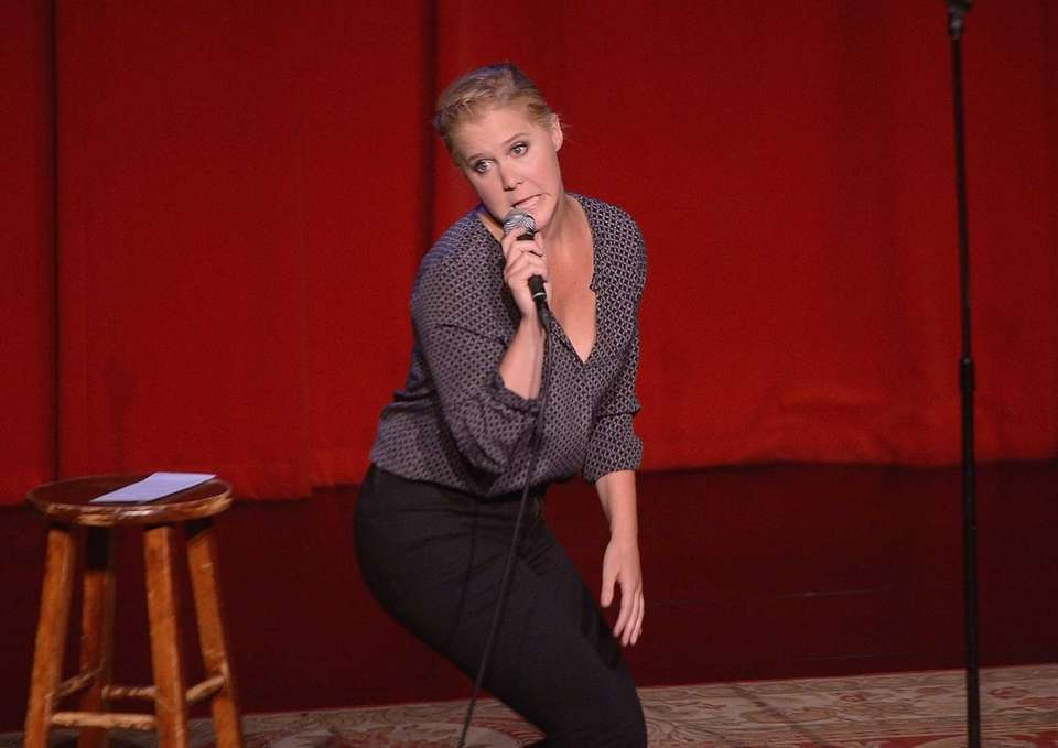 Amy Schumer performs standup during One Kid One