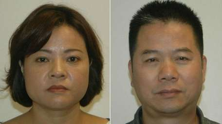 Xiao Yu Zheng, 48, of Flushing, Queens, and