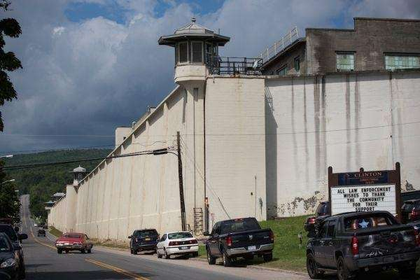Cllinton Correctional Facility, where two killers escaped.