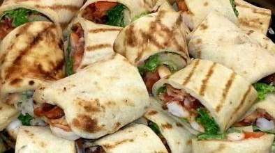 Wraps at Sonoma Grill in Holtsville feature house-made