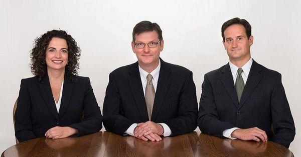 Sandra M. Jensen, James E. Dering and Michael