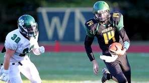 Ward Melville QB Matt O'Hea heads to the