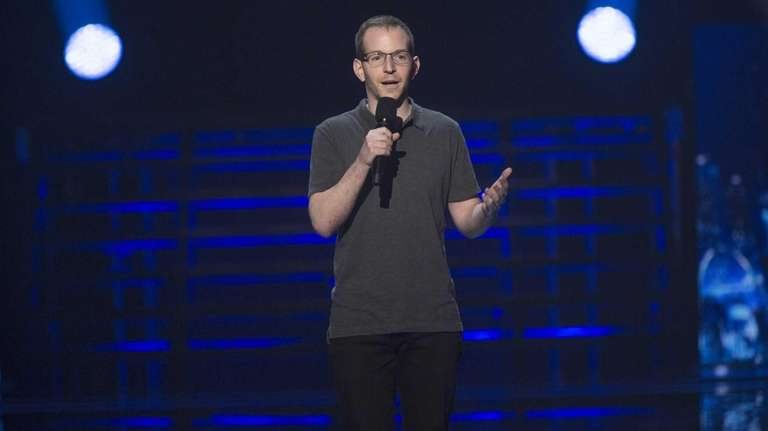 Gary Vider is shown during an America's Got