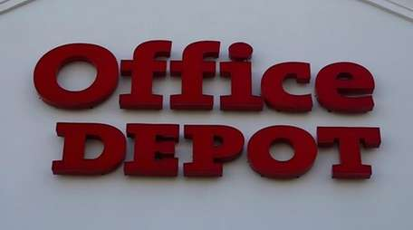 An Office Depot store in Miami, Fla., on
