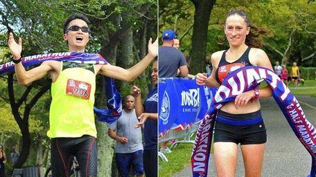 Chao Zhou, 39, of Manhattan wins the inaugural