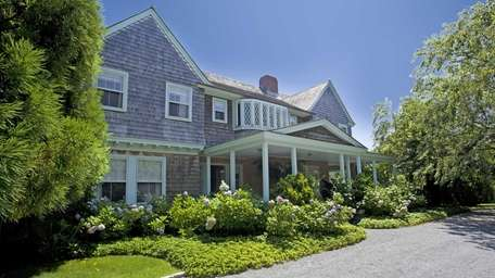 Staunch characters looking for a Hamptons escape can