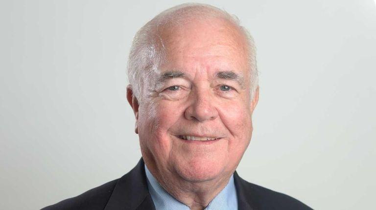 Robert Creighton, seen here on July 15, 2015,