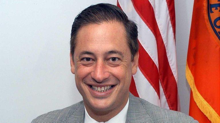 Michael Zapson is seen in Mineoloa on Monday,