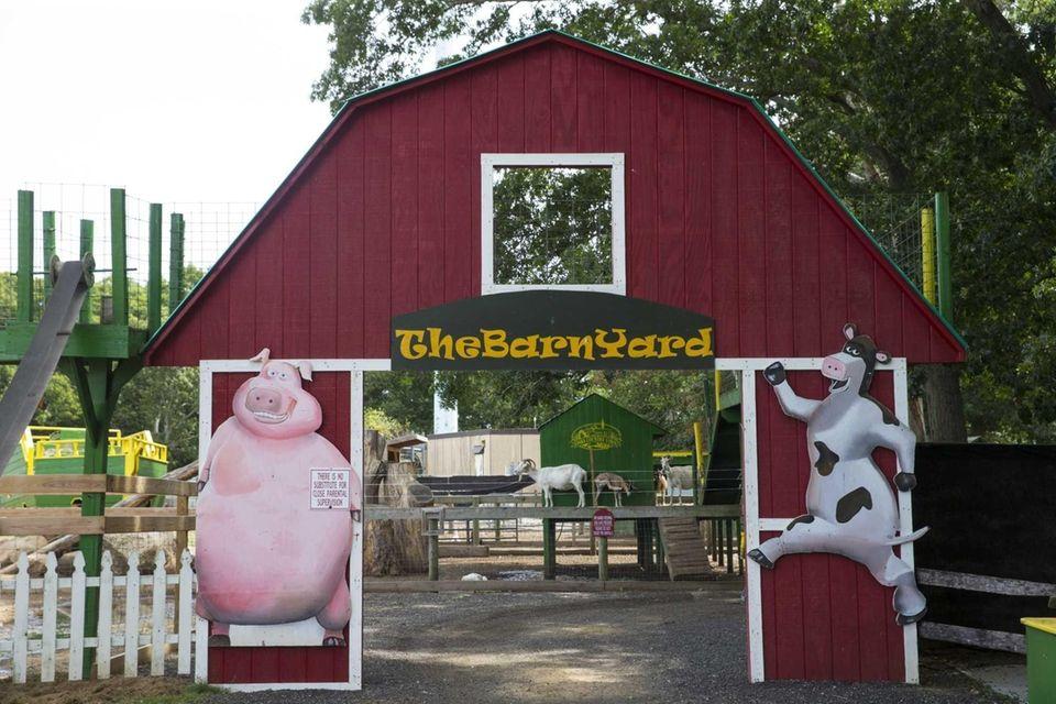 Fink's Fall Festival includes hayrides, a corn maze,