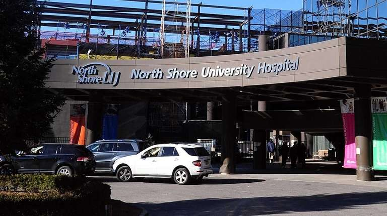 North Shore-LIJ Health System announced Monday, Sept. 13,