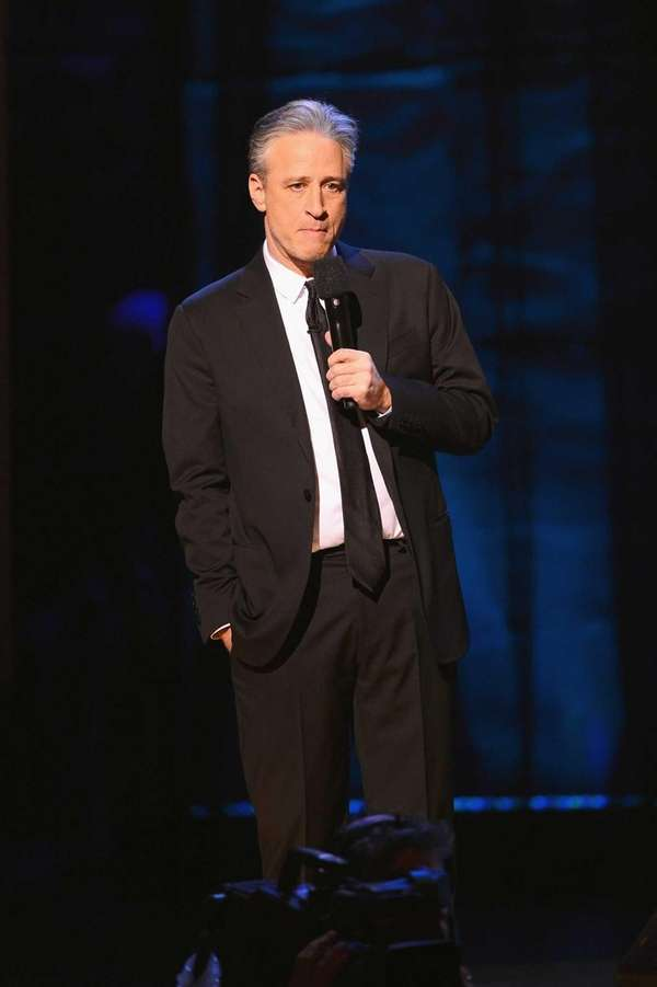 Jon Stewart attends Comedy Central Night Of Too