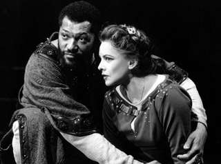 Laurence Fishburn and Stockard Channing in