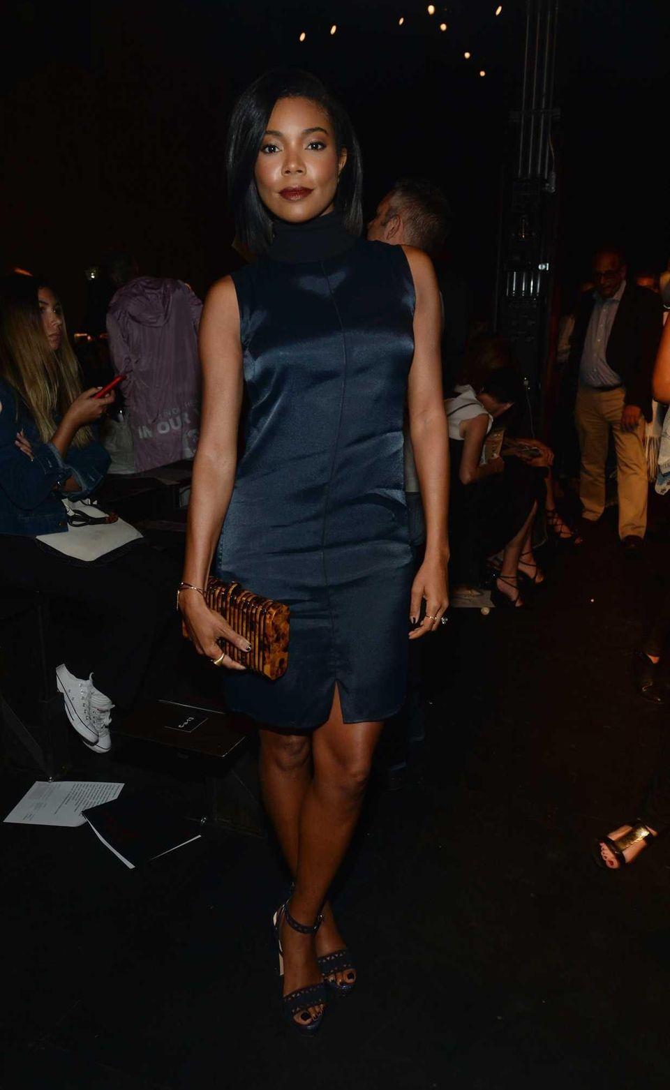 Gabrielle Union attends the Rag & Bone Spring