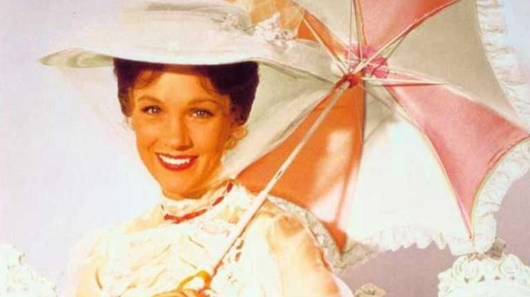 Julie Andrews as