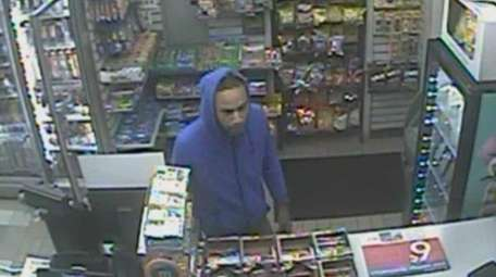 Nassau County Police released images of a man