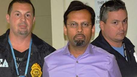 Dr. Gerald Surya, 45, of New Hyde Park,