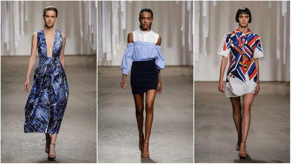 To see Milly's SS16 collection, almost everyone got