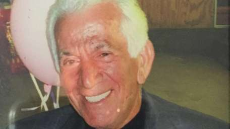 Salvatore Sorrentino of Howard Beach died Sept. 15,