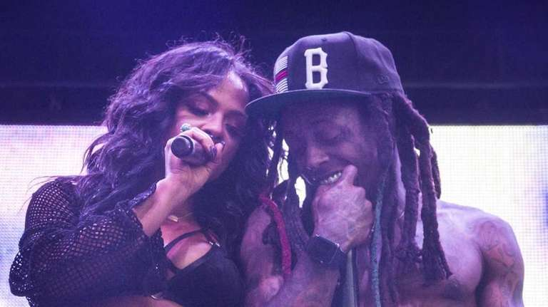 Lil Wayne and Christina Milian have reportedly split