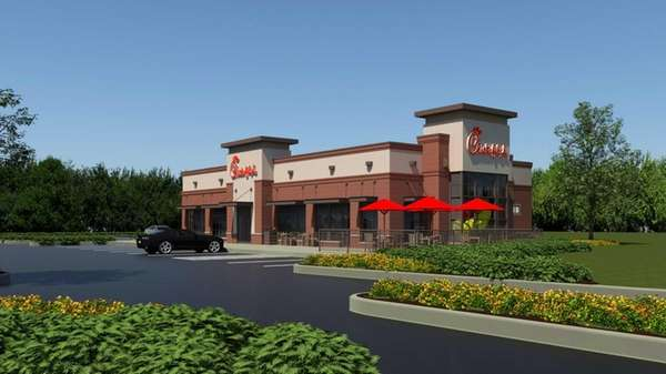 A Chick-fil-A restaurant is to open Oct. 7,