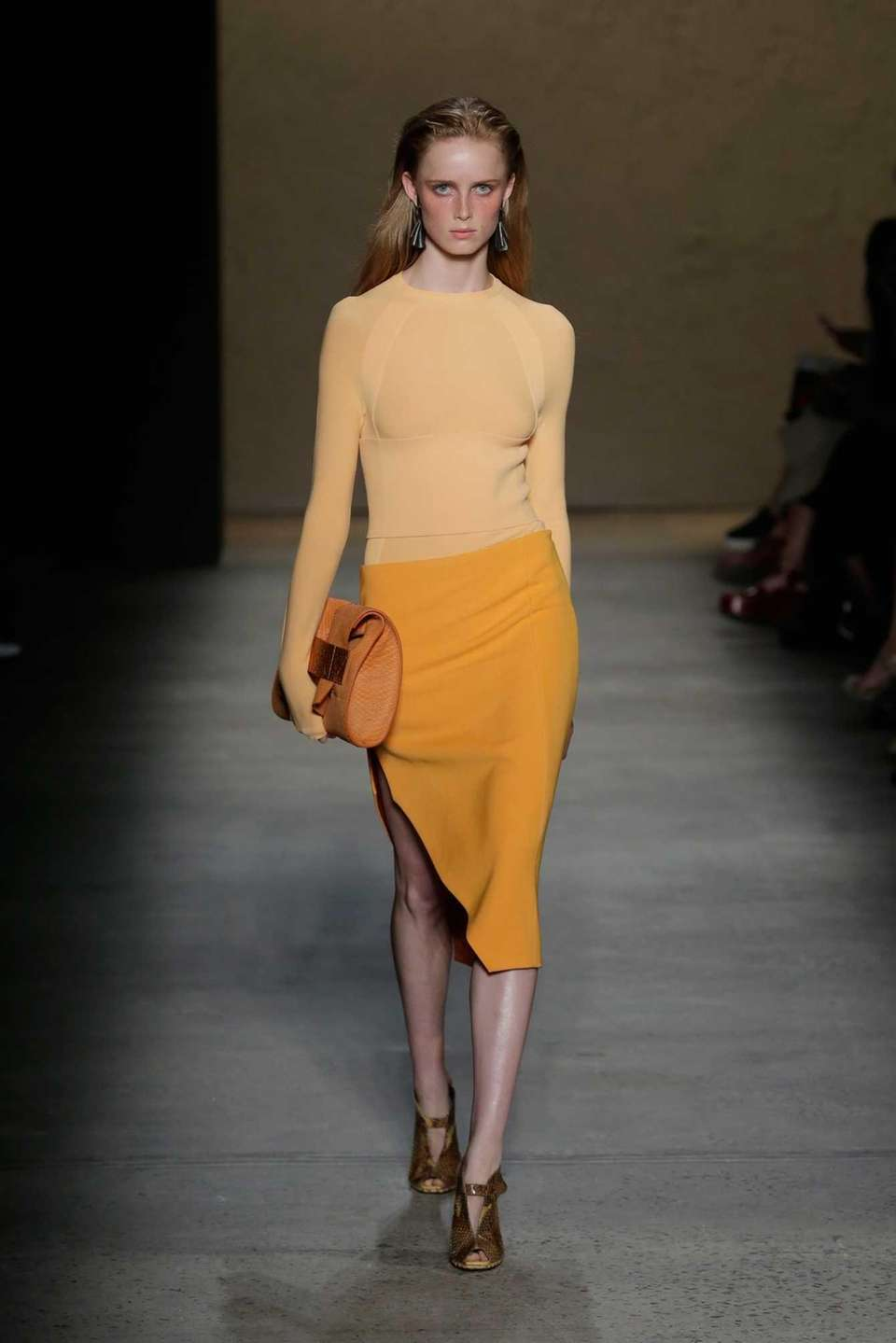 Narciso Rodriguez certainly knows his way around a