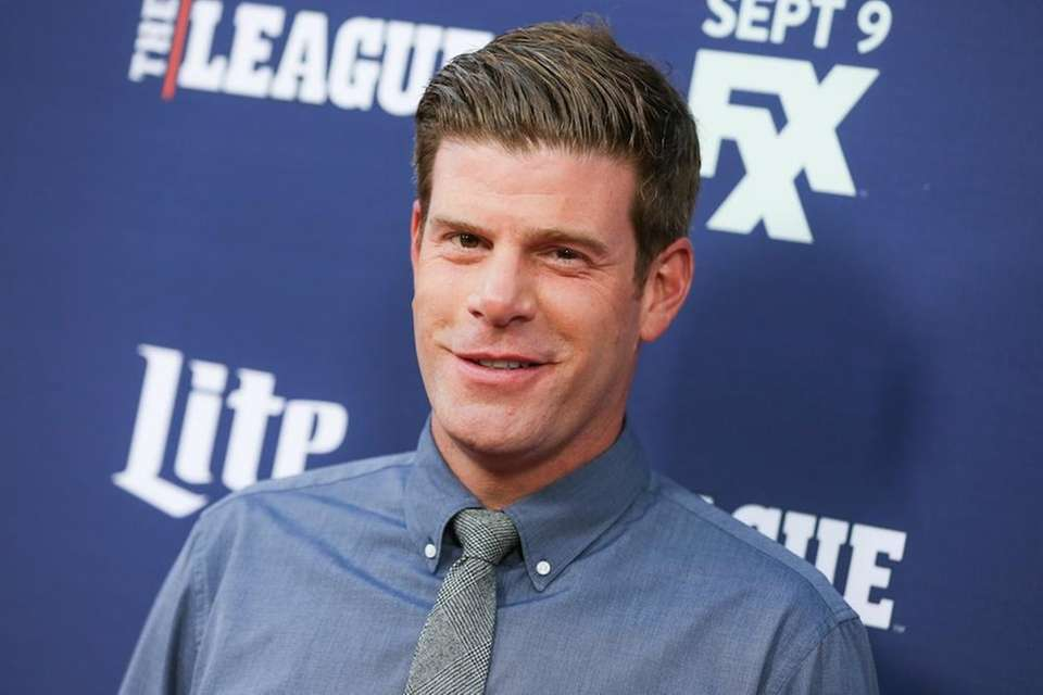 Stephen Rannazzisi a comedian who stars on the