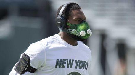 New York Jets defensive back Antonio Cromartie (31)