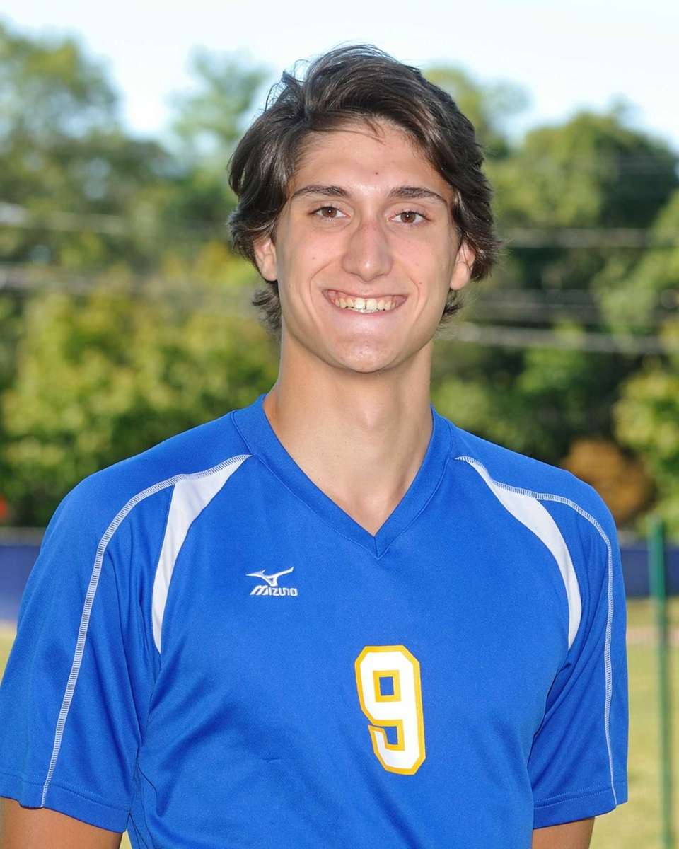 East Meadow, Senior, Middle Hitter The 6-7 senior