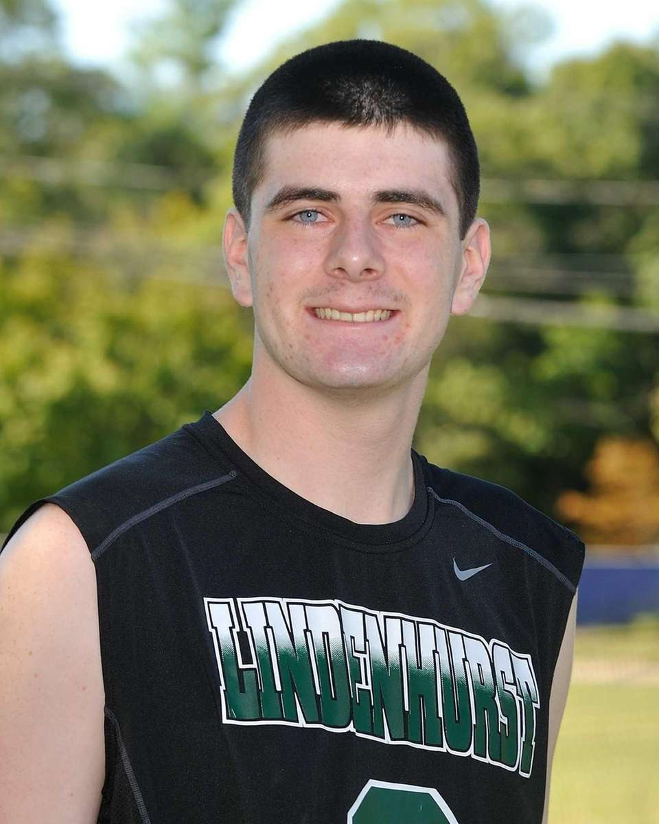 Lindenhurst, Sophomore, Middle Hitter Picked up where he