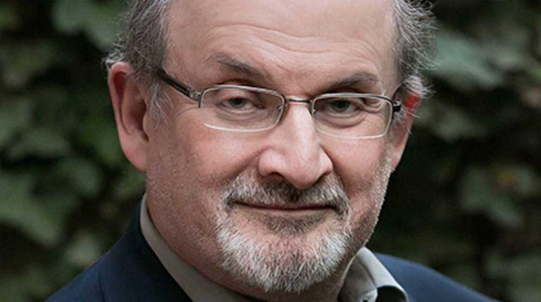 Salman Rushdie, author of