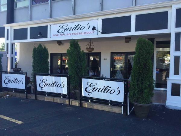 Emilio's Fine Italian Restaurant replaces La Spada in