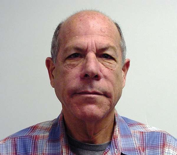 Larry Slatky of Cold Spring Harbor, a former