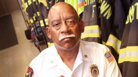 Tony Cruz, 64, a firefighter and former chief
