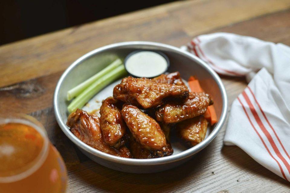 New York Burger Bar (4225 Merrick Rd., Massapequa):