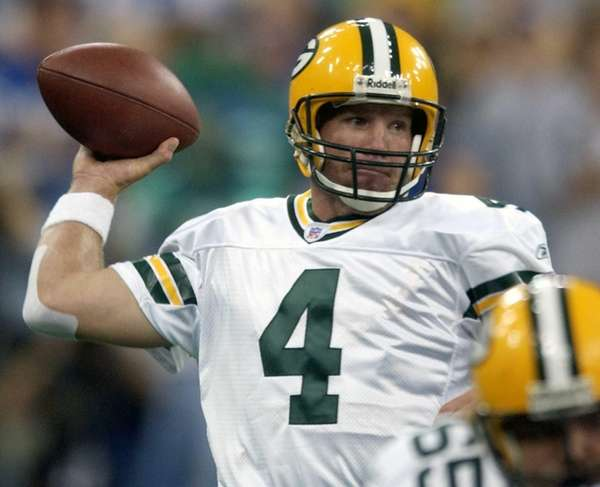 Brett Favre was among the 108 modern-day nominees